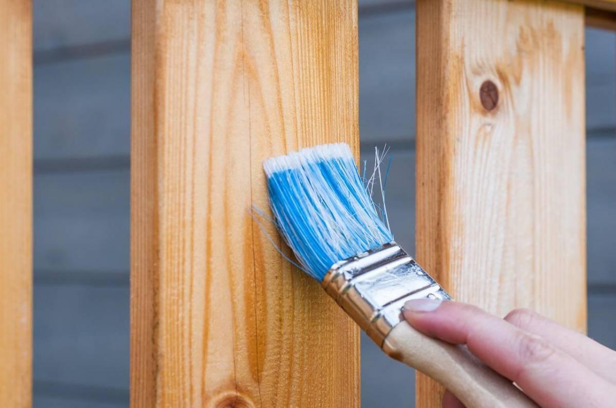 Les points importants à connaître pour des travaux de peinture sur une surface en bois !