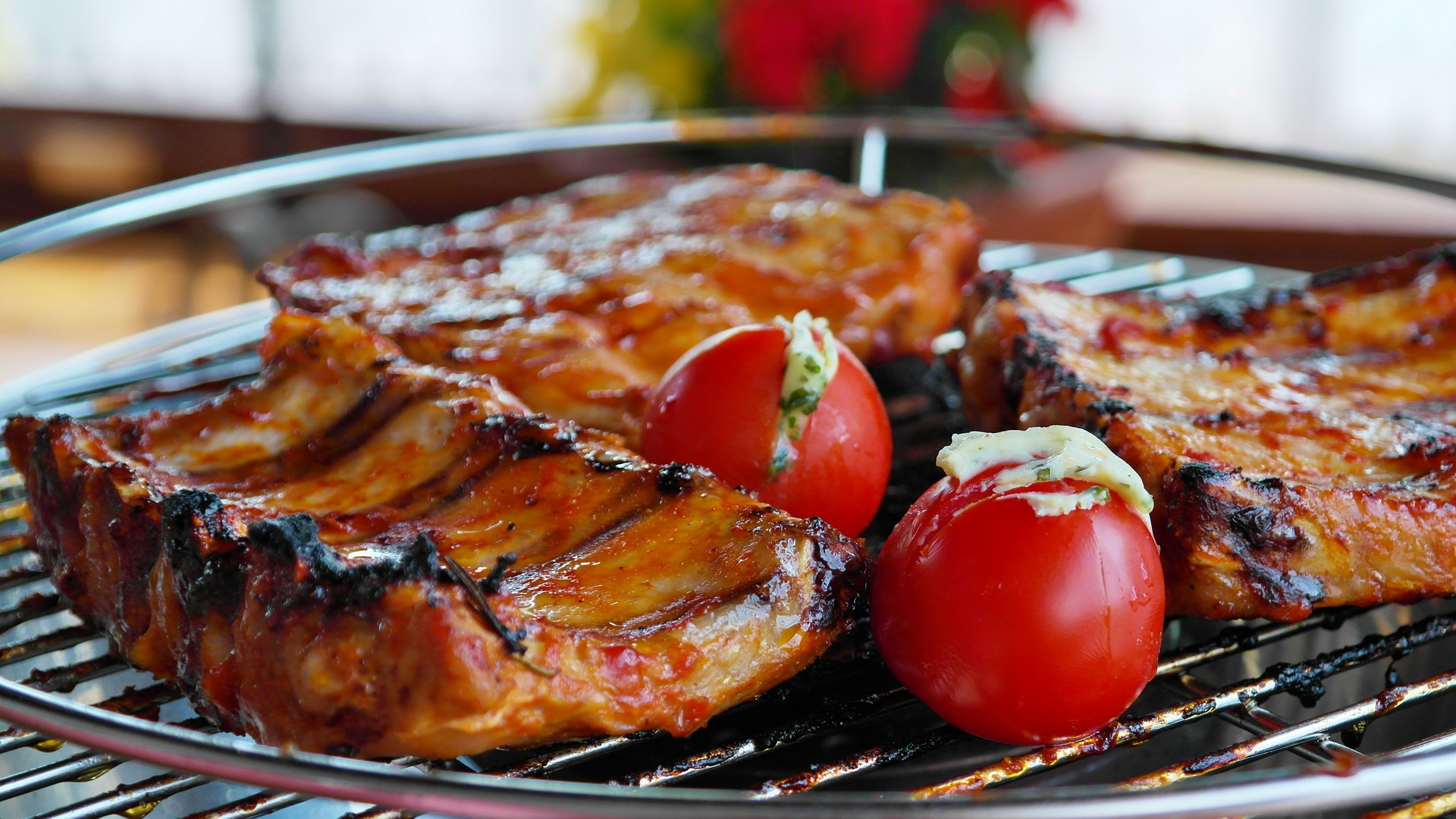recette côtes de porc Cookeo