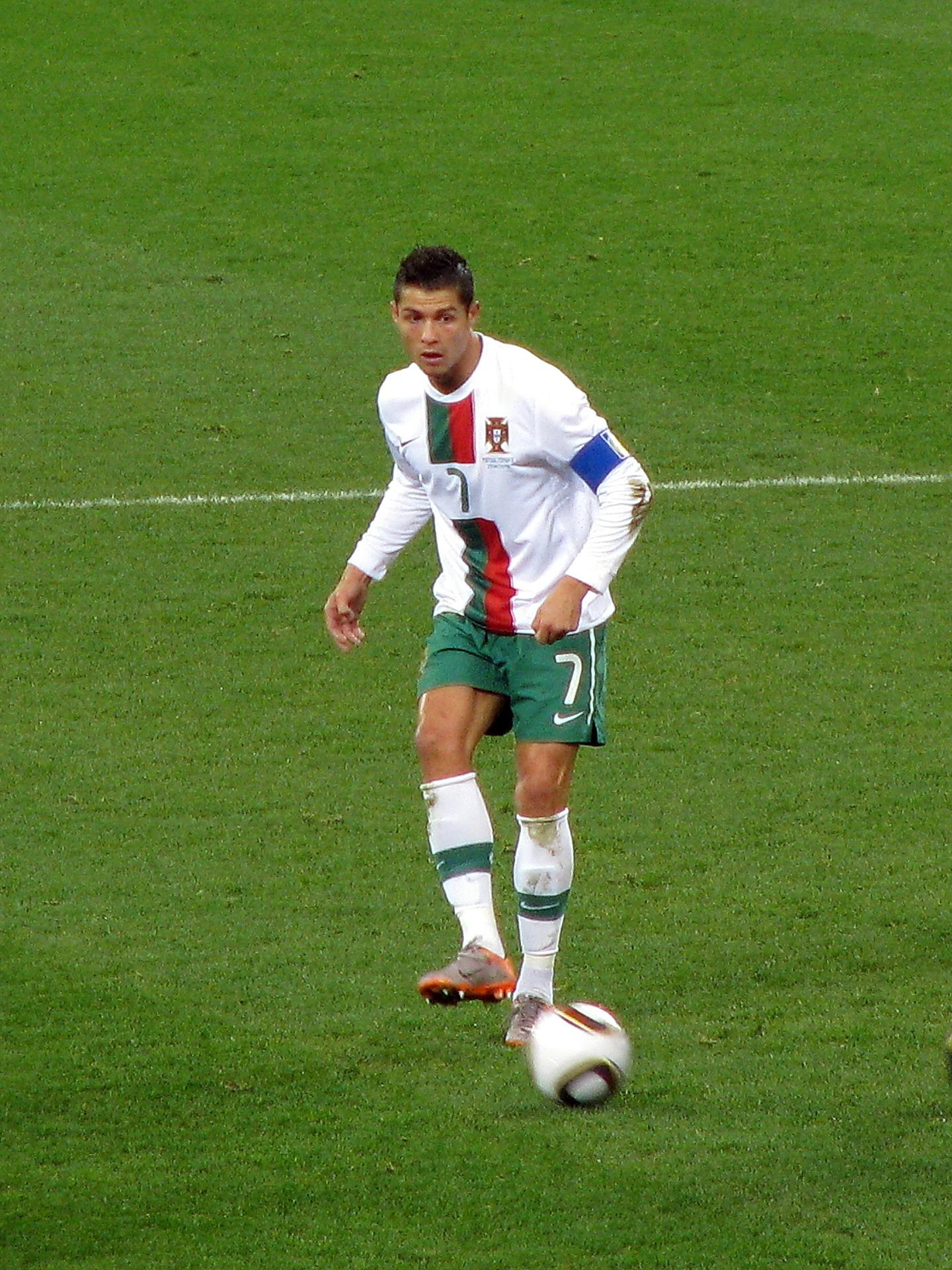 Cristiano Ronaldo a été exclu cinq matches après avoir reçu un carton rouge contre Barcelone