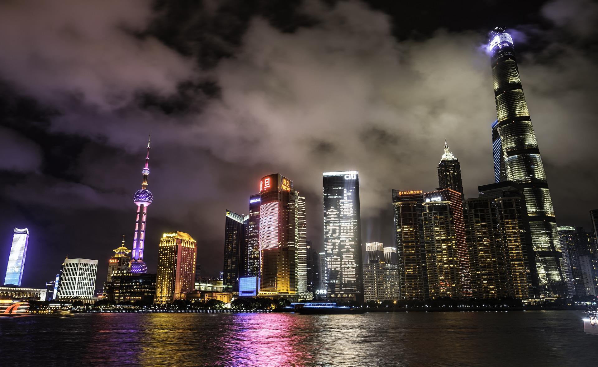 Shanghai et maladie des grandes villes, en Chine : se fixe à 25 millions d'habitants pour éviter cela