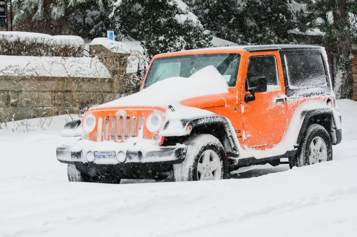 4 étapes afin de préparer sa voiture pour l'hiver : changer ses pneus, l'étape fondamentale !