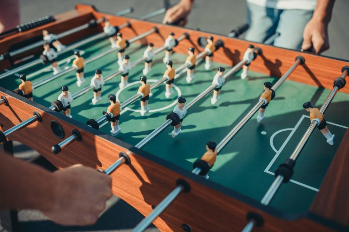 Baby-foot, un jeu plaisant qui séduit petits ou grands, particuliers ou entreprises