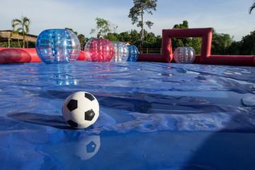 Les bubble foot en location
