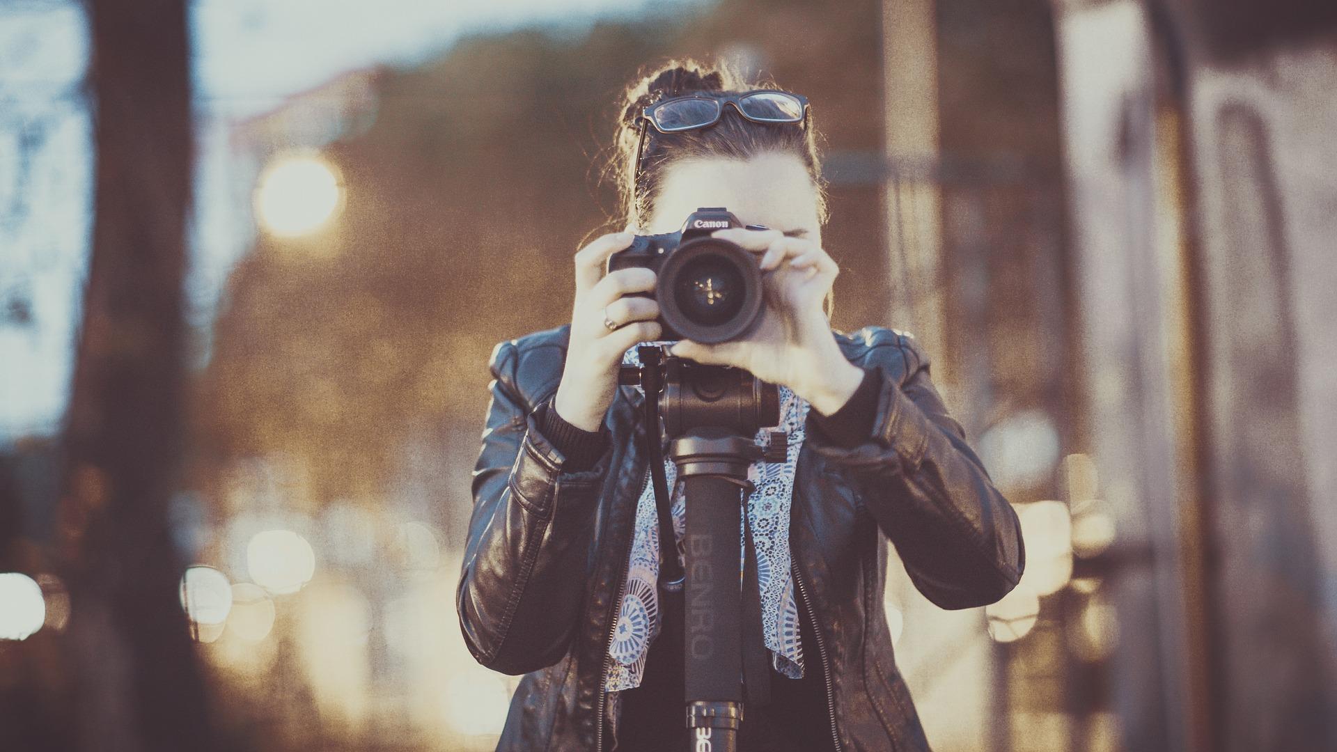 4 bonnes raisons de suivre un stage de photographie