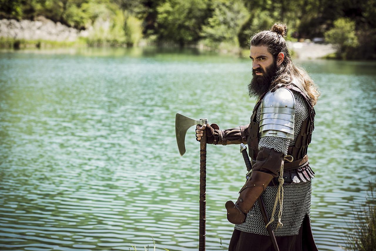 personnages des Vikings -1